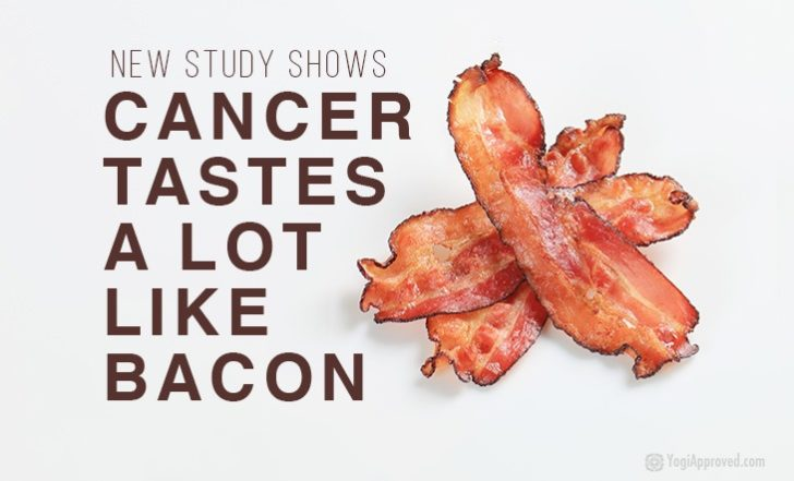 Confirmed: Processed and Red Meats Are Linked to Cancer