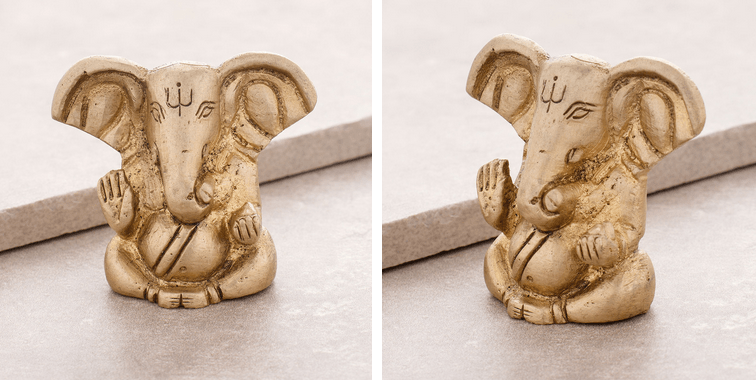 Sivana Spirit Favorite Little Ganesh ($29)