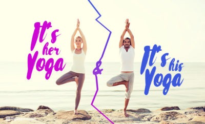 his and her yoga