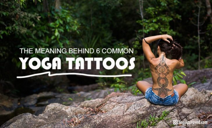 6 Common Yoga-Inspired Tattoos and Their Meanings Explained