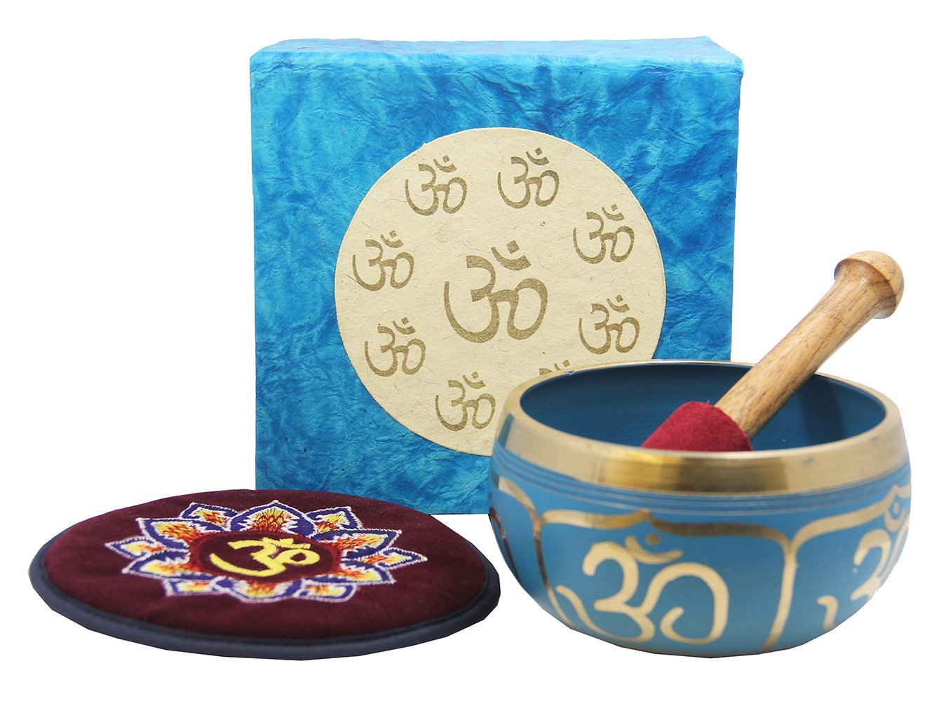 Tibetan Meditation Singing Bowl ($33)