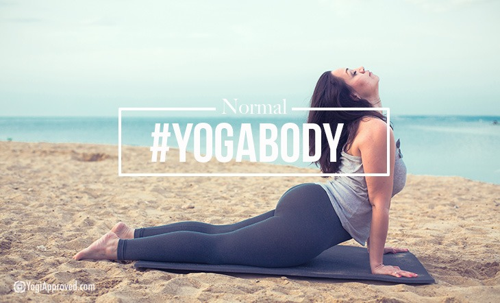 "What Does a ""Normal"" Yoga Body Look Like?"