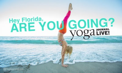 yoga journal live florida pre