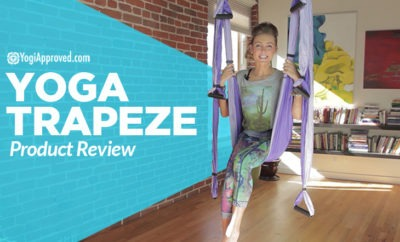 yoga trapeze product review featured image