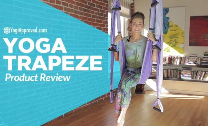 Product Review: YOGABODY Naturals Yoga Trapeze