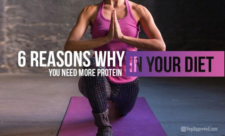 Do You Have a High Protein Diet? Here Are 6 Reasons Why You Should
