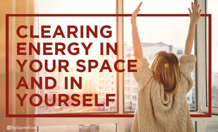 Shift Happens… Clearing Energy in Your Space and in Your Self