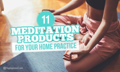 meditation products article