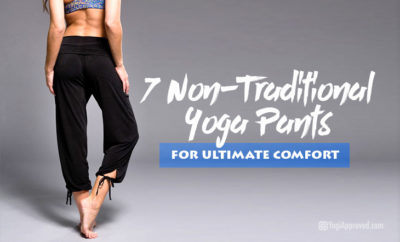 7 non traditional yoga pants