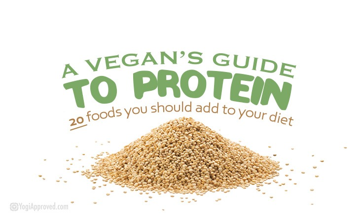 A Vegan's Guide to Protein: 20 Protein-Dense Foods To Add to Your Diet