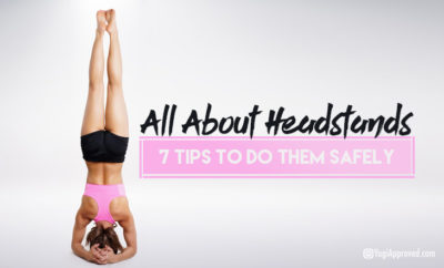 headstand saftey
