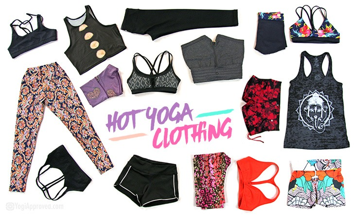 Hot Yoga Clothing You Ll Love Gettin Sweaty In