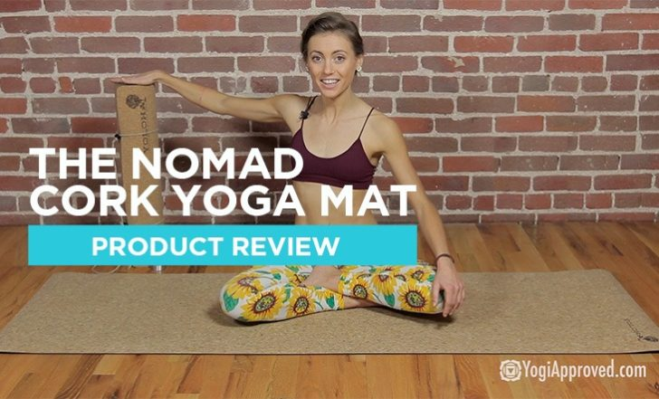Product Review: The Yoloha Nomad Cork Yoga Mat