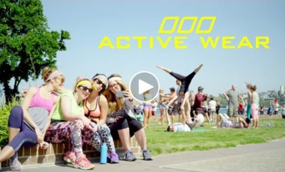 video activewear