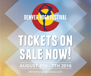 Denver Yoga Fest Tickets