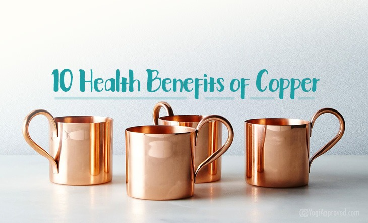 All Copper 'Errything – 10 Impressive Health Benefits of Copper
