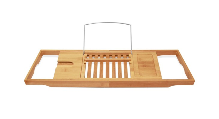 bamboo bath-tray