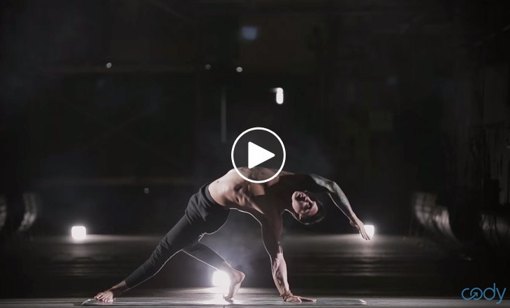 Beyond the Pose – Dylan Werner's Yoga Journey (Video)