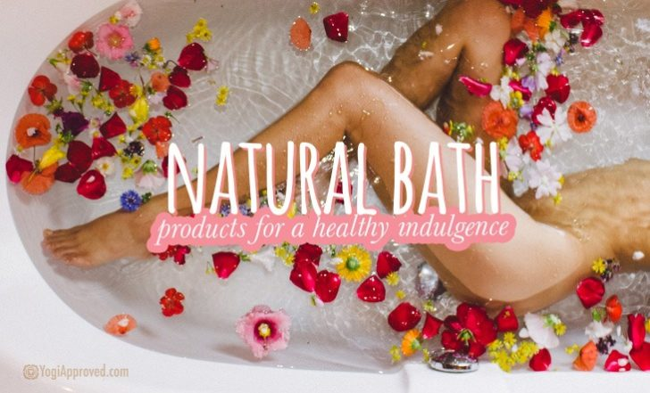 Use This Not That: Natural Alternatives to Your Bath Products