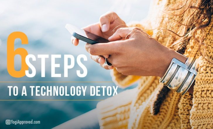 Too Much Screen Time? Go Unplugged With a Digital Cleanse – Here's How In 6 Simple Steps