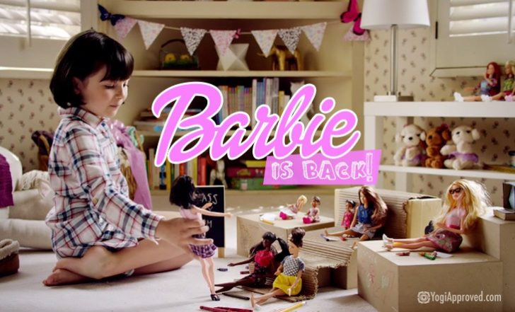 Why the New Barbie Should Be Your Daughter's Role Model