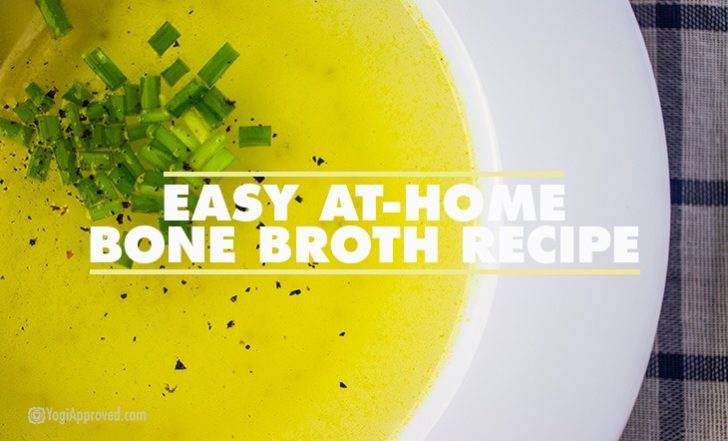 Easy At-Home Bone Broth Recipe