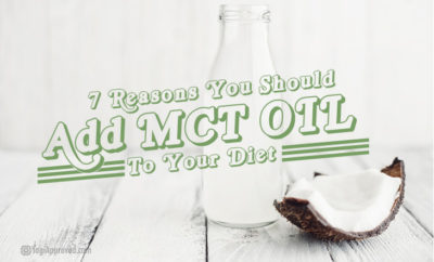 mct oil to your diet