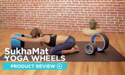 sukhamat product review yoga wheels
