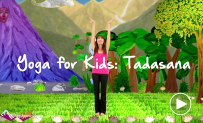 yoga for kids article
