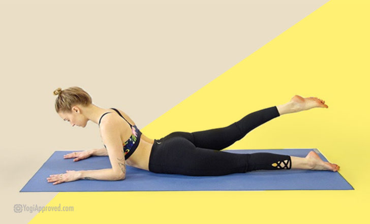 6 Yin Yoga Poses for Back Pain (Video)