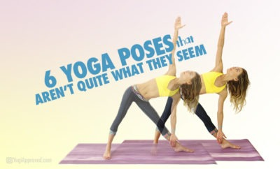 yoga poses that arent quite what they seem