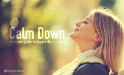 Calm down featured image