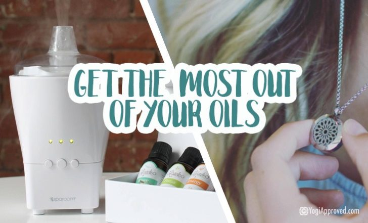 10 Must-Have Products to Get the Most Out Of Your Essential Oils