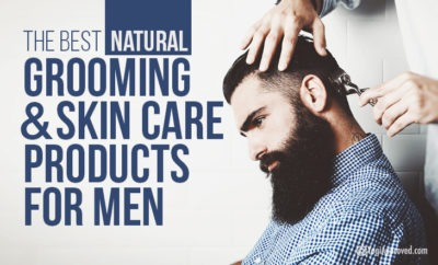 grooming and skin care for men