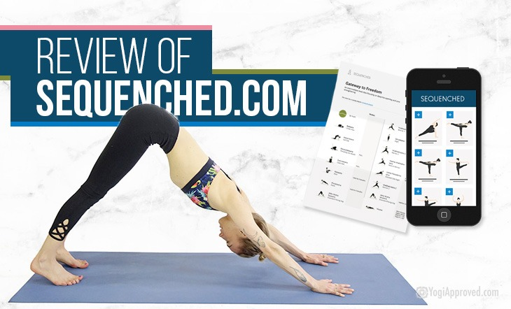 Review Of The Yoga Sequence Builder Service Sequenched Com