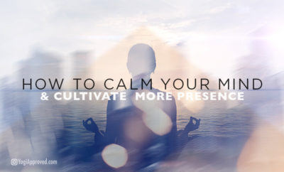 Calm mind morePresence featured image