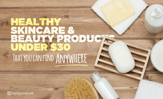 Beauty Products Under 30
