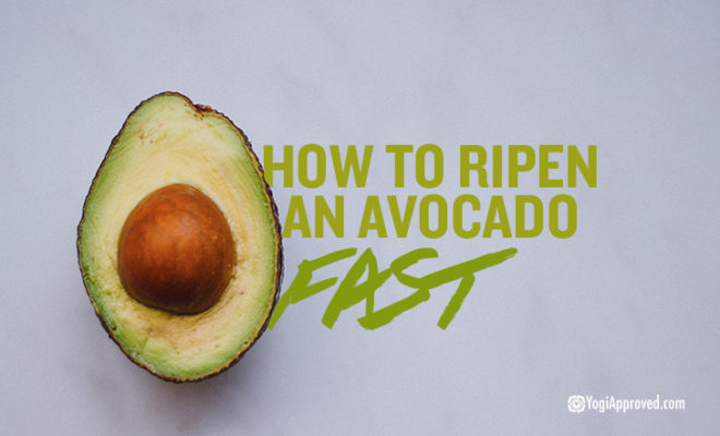 How To Ripen An Avocadod