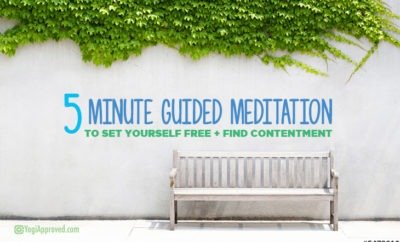 5 minute guided meditation featured image
