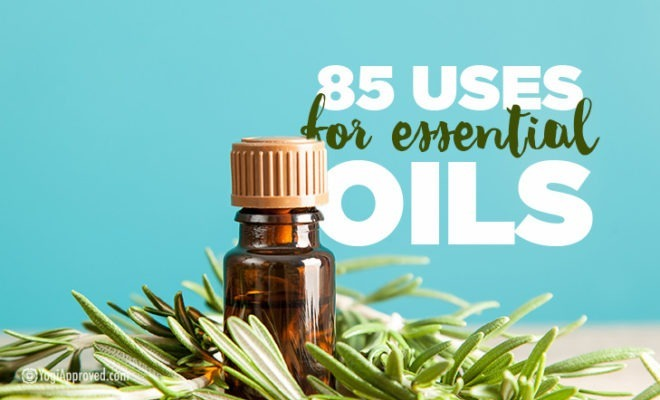 85 Essential Oil Uses
