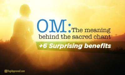 OM meaning featured image