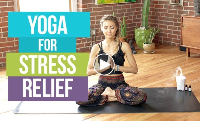 Yoga For Stress Relief Thum