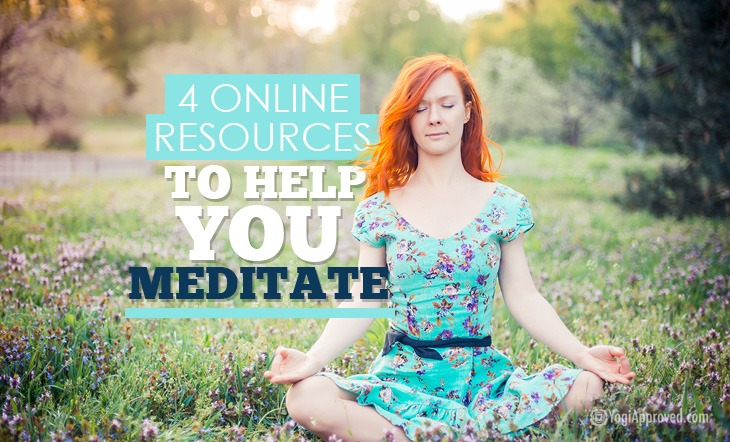 Top 4 Online Resources to Help You Meditate