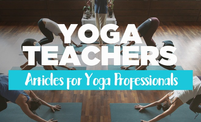 Yoga Teacher Resources
