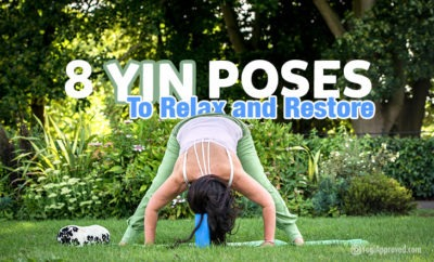 8 yin poses to relax