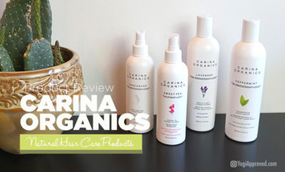 Natural Hair-Care Products That Work