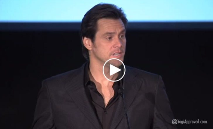 Jim Carrey on the Power of Intention (VIDEO)