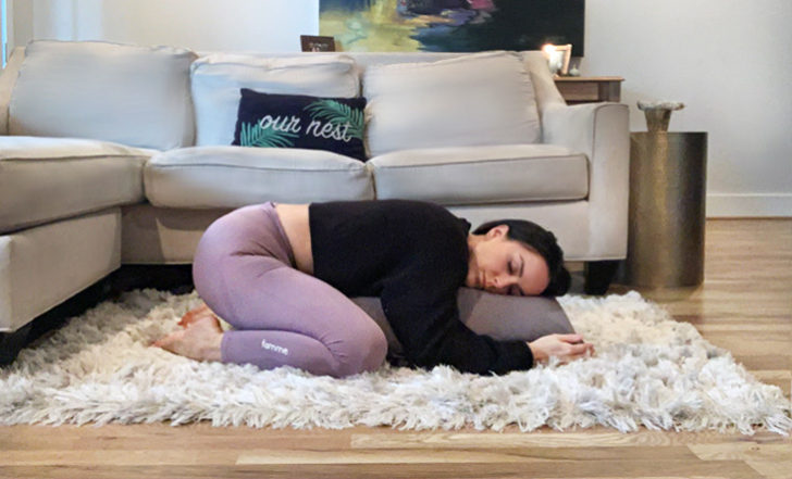 6 Yoga Poses You Can Do During Menstruation for a Healthier, Happier Period