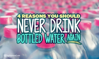 never drink bottled water featured image