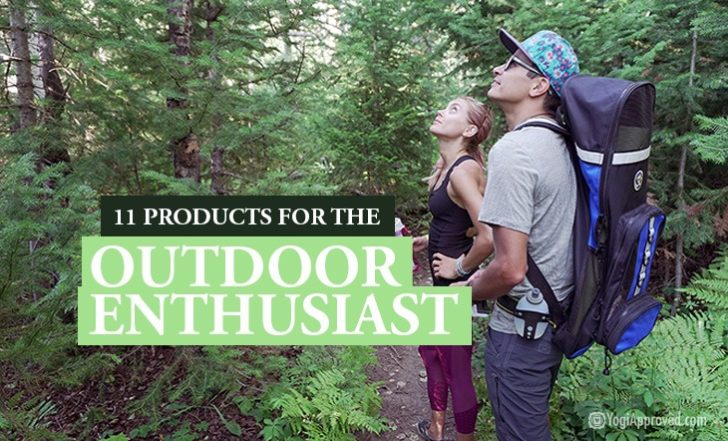 11 Products Every Outdoor Enthusiast Will Love
